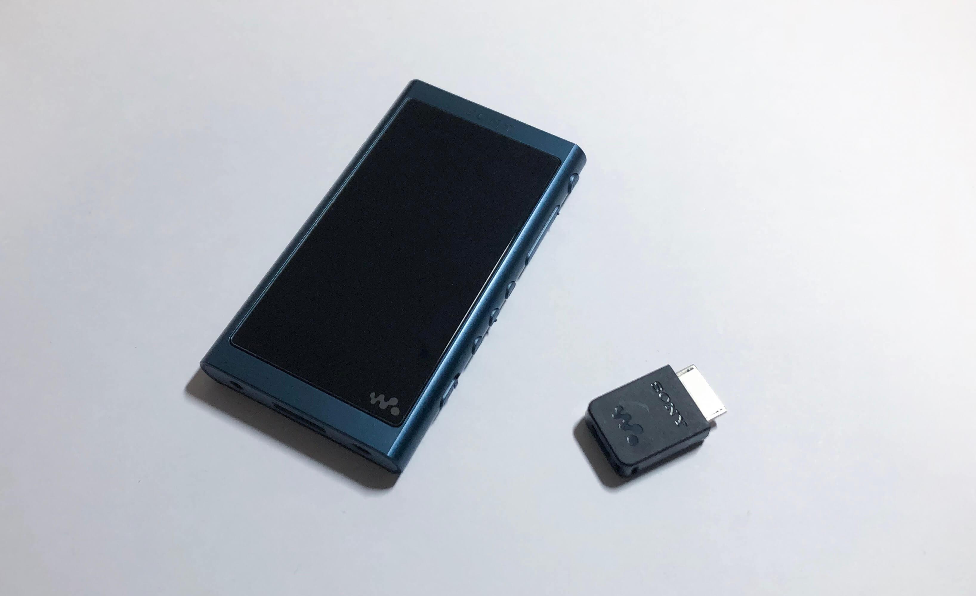 ウォークマンユーザーなら持っておきたいmicro USBでウォークマンを充電できるアダプタ