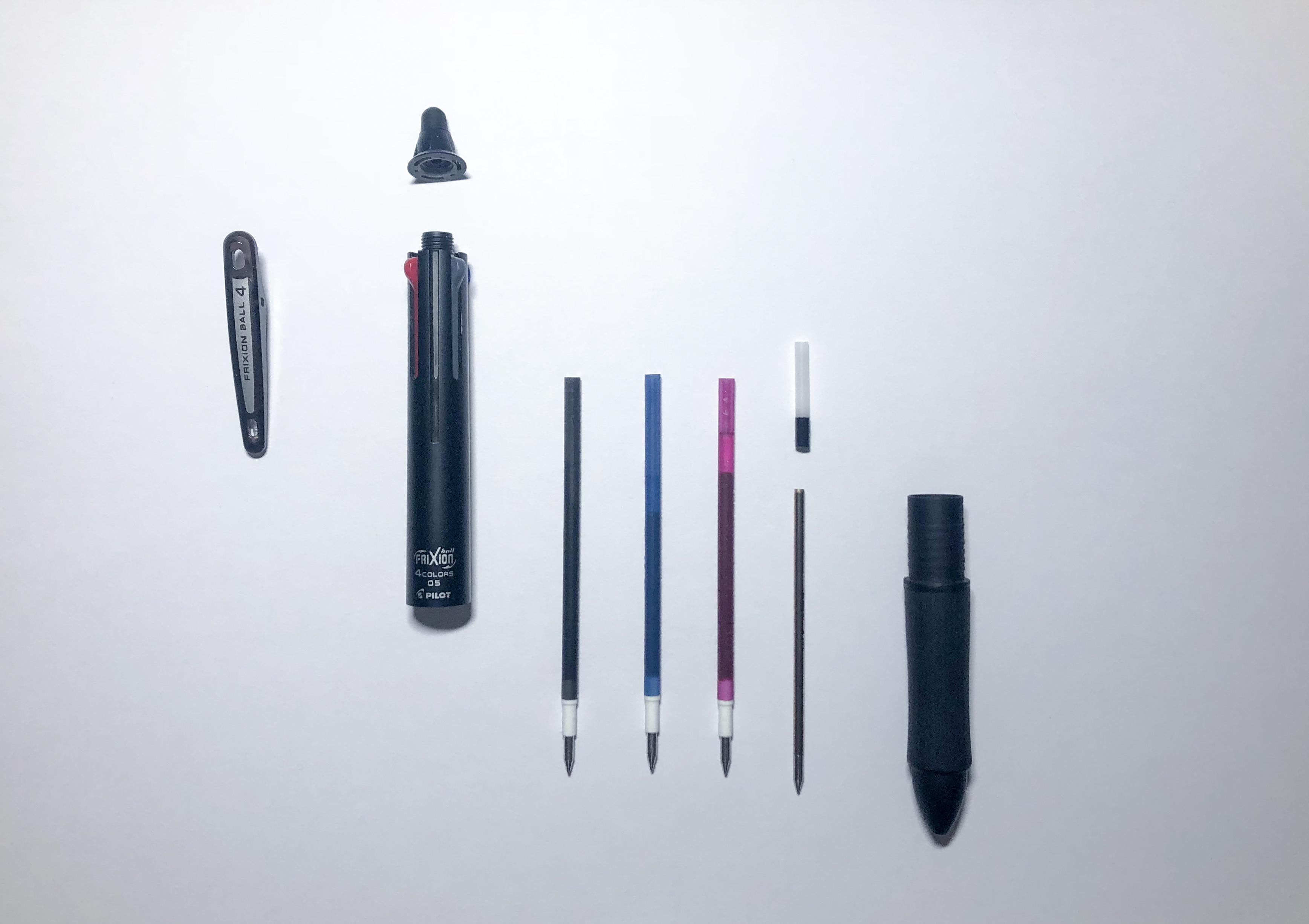 フリクションも油性ボールペンもこれ1本 就活にもビジネスにも役立つこだわりの1本を作ろう